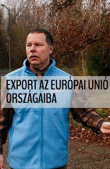 export csomag